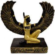 Maat da Justiça e da Harmonia Cósmica - Dourada