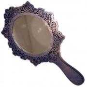 Espelho Mágico - Pentagrama Roxo