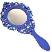 Espelho de Mão - Azul med