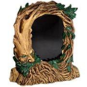 Espelho Negro - Árvore Bege