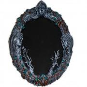 Espelho Negro Deusa Tríplice