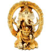 Ganesha, Deus da Fartura e Prosperidade - modelo 3