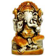 Ganesha, o Removedor de Obstáculos - Envelhecido