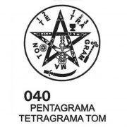 Gráfico Tetragrammaton PVC 2200