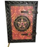Grimório Tetragrammaton - Tam. 31x22cm 250 pág. SEM PAUTAS