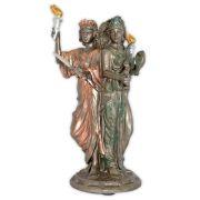 Hécate, Deusa Trívia dos Céus, da Terra e do Submundo