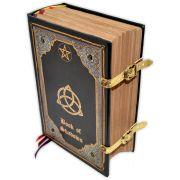 Livro das Sombras - Encadernação Medieval 900fls (5)
