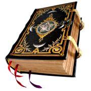 Livro das Sombras - Encadernação Medieval 900fls (1)