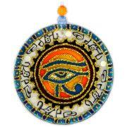 Mandala Olho de Hórus 10cm