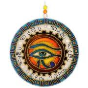 Mandala Olho de Hórus 18 cm