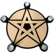 Mesa Ritualística - Pentáculo