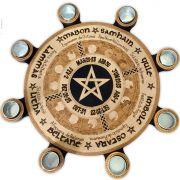Mesa Ritualística - Roda do Ano
