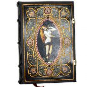 Novo Book Of Shadows Encadernação Medieval 400pg. - Lilith