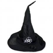 Chapéu de Bruxa - Preto (mod 14)
