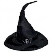 Chapéu de Bruxa - Preto (mod 16)