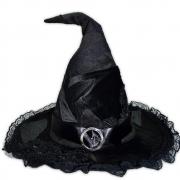 Chapéu de Bruxa - Preto (mod 9)