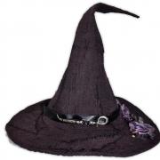 Chapéu de Bruxa - Roxo (mod 6)
