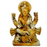 Lakshmi da Prosperidade e Beleza com Cristal