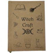 Novo Grimório 72pg. - Witchcraft