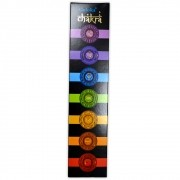 Incenso de Massala - Chakra, Energia de Equilíbrio dos Chakras
