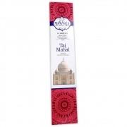 Incenso Massala Taj Mahal - Aroma Exótico Fresco