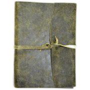 Livro das Sombras M 100fls - Verde