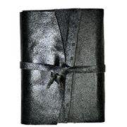 Livro das Sombras Mini 100fls sem pauta - Preto