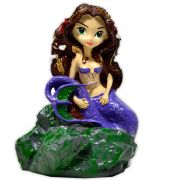 Sereia, Ondina Elemental da Água - Roxo pequeno