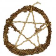 Pentagrama de Bambu e Junco mod. 2