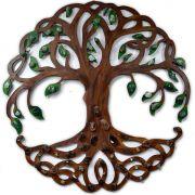 Placa Árvore da Vida mod. 4