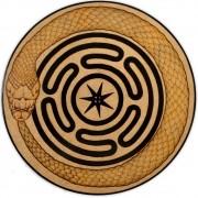 Roda de Hécate (Strophalos) e Ouroboros