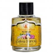 Óleo Shivas Indian Sálvia Branca - Purifica as Energias