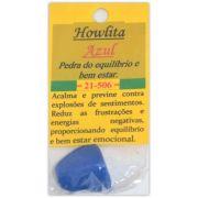 Pedra de Coleção - Howlita Azul