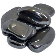 Pedra rolada - Hematita