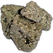 Pedra rolada -pirita