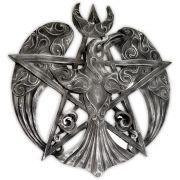 Pentagrama Corvo - Pedra