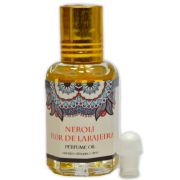 Perfume Indiano Neroli Flor de Laranjeira  - Energia Calmante e Stress