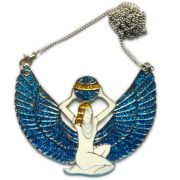 Pingente de Parede - Deusa Ísis com Asas