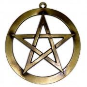 Pingente de Parede - Pentagrama