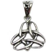 Pingente de Prata de Lei (prata 950) - Nó Celta