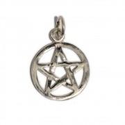 Pingente Pentagrama 2cm (Prata 950)