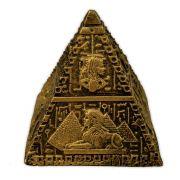Pirâmide Egípcia Peq - Bronze