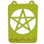 Porta Chaves - Pentagrama Verde