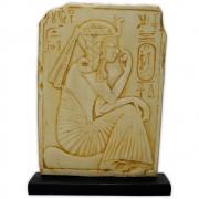 Réplica Museu Egípcio Curitiba - Ramsés II como criança
