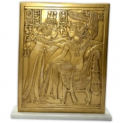 Réplica Museu Egípcio Curitiba - Tutankhamon mod. 2