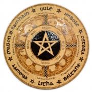 Roda do Ano 25cm - Pentagrama mod. 3