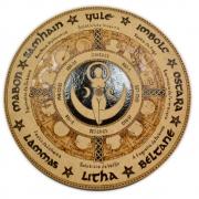 Roda do Ano 25cm - Deusa