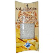 Sal Grosso Aromatizado com Ervas - Palo Santo