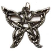 Talismã Pentagrama - Borboleta