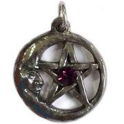 Talismã Pentagrama - Eclipse Swarovski